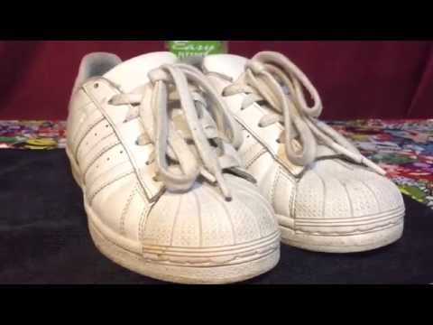 How to clean superstars!