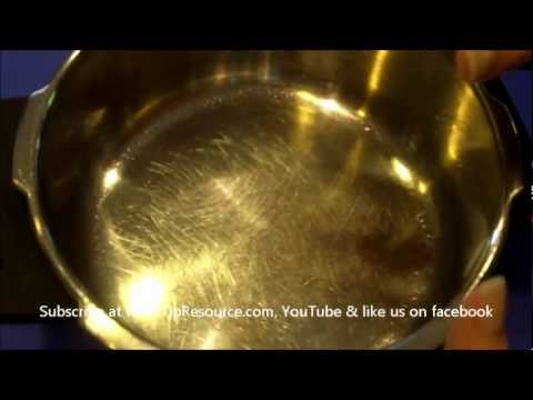 LIKE NEW POTS AND PANS -  HOW TO CLEAN EASY - TIP RESOURCE