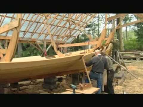 Jay Smith - Viking Ship Builder - YouTube