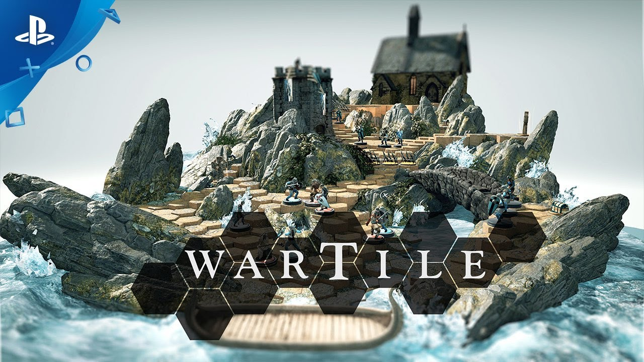 Wartile - Release Trailer | PS4