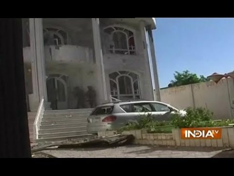 Lashkar planned to take hostage Indian staffers at Herat during Modi's swearing-in