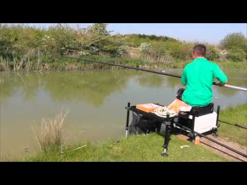 Fishing Bread On The Pole With Craig Goldstraw At Eye Kettleby Lakes