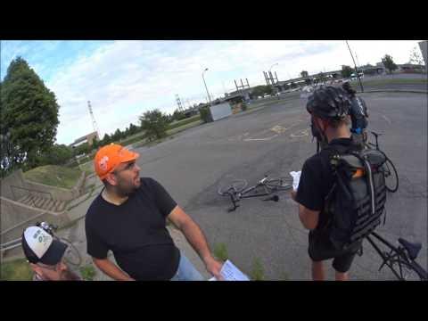 Bike Cats & Cat Bones Montreal Alleycat