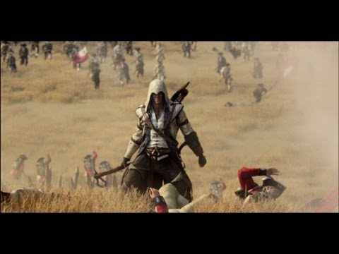 E3 Cinematic Trailer HD | Assassin's Creed 3 [North America]