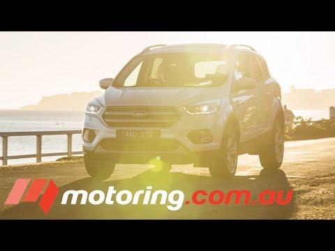 Ford Escape Titanium: 2017 Medium SUV Comparison | motoring.com.au