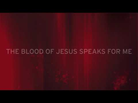 The Blood Of Jesus Speaks For Me (Lyric Video) | Travis Cottrell