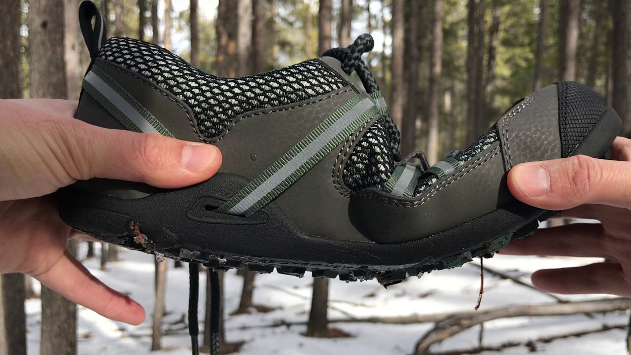 Xero Shoes TerraFlex Trail Shoe - Review by Shannon Boston - YouTube 199ff8c5a3
