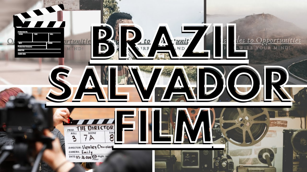 Brazil Salvador Film /// Afro Film Queen /// Empower The Youth