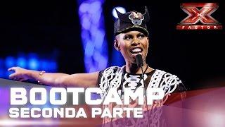 X Factor in 3 minuti: HIGHLIGHTS Bootcamp parte 2