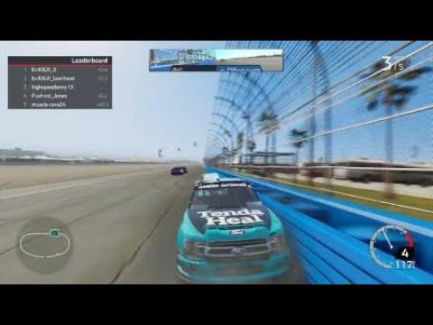 Great Racing Till The Idiot Strikes