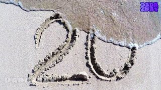 Учим цифры до 20|Цифры от 0 до 20 для детей|Учим цифры на пляже|Рисуем на песке