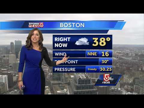 Video: Winter weather advisory for Southeast Mass.