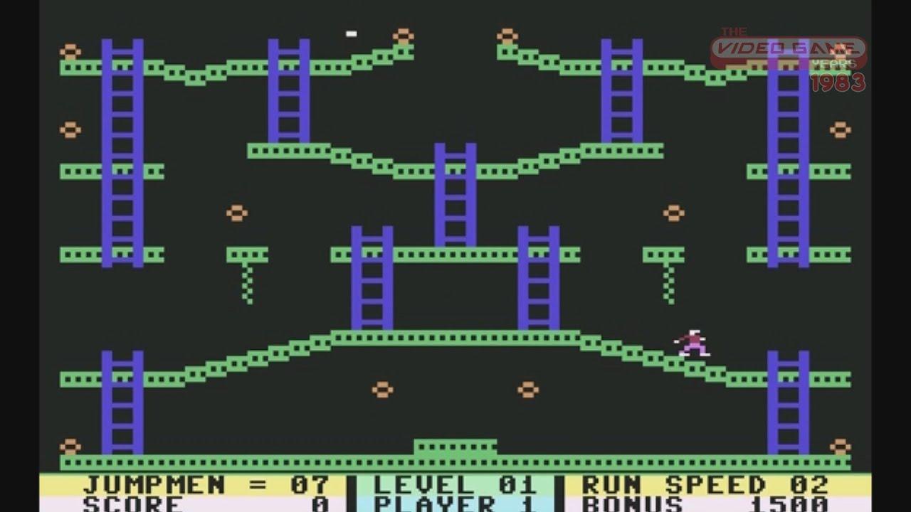 Jumpman Game