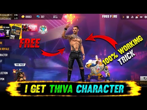 Download Top 5 New Unknown Tricks in free fire    Free thiva character Trick after update in Free fire