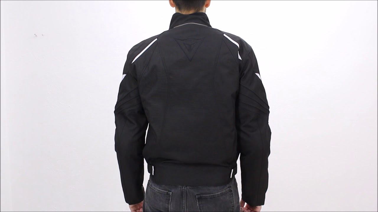 1270ced6784 Dainese Laguna Seca D1 D-Dry Jacket by toofast.gr - YouTube