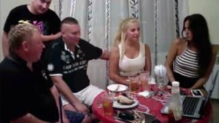 Степан пристает к Насте