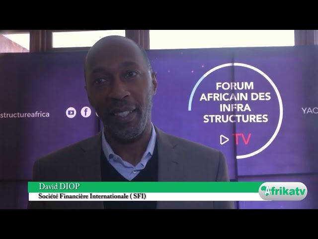 CLOTURE FAI 2019 des experts africains parlent infrastructures