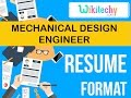 resume | mechanical design engineer resume | sample resume | resume templates | c v template |