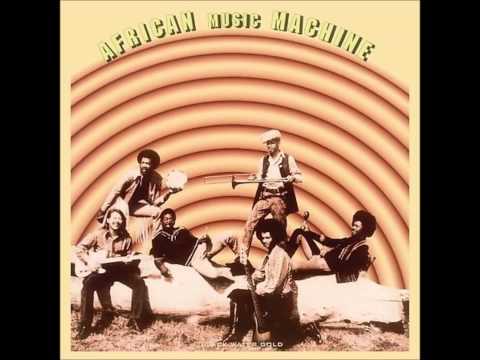 African Music Machine - Black Water Gold