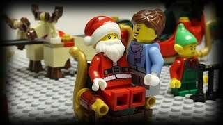 Lego Christmas Shopping
