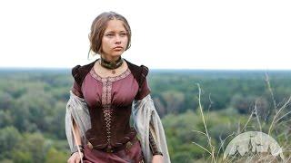 """""""Archeress"""" dress, corset, belt and bracer outfit"""