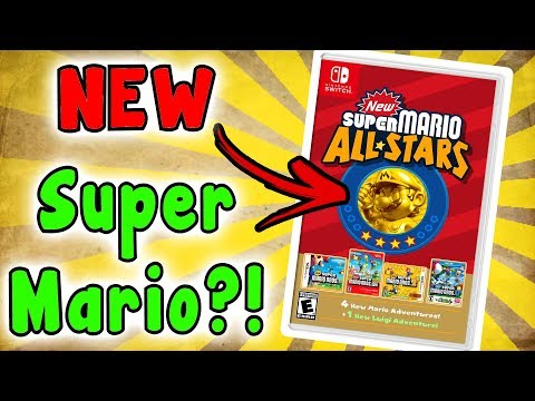 New Super Mario Bros SWITCH?! Is That Even POSSIBLE?!  What If Super Mario Series