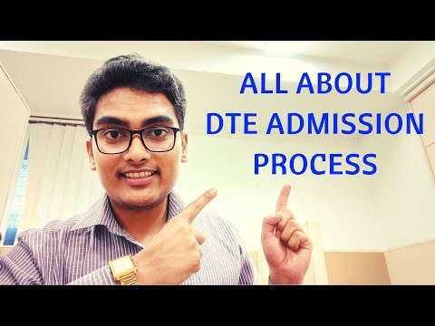 WHAT IS DTE MBA CAP ROUND? Complete DTE Admission Process 2019