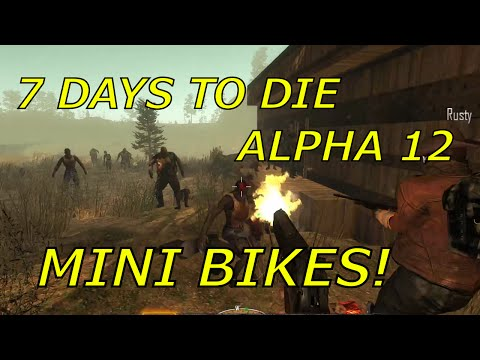 7 Days to Die: How to Build a Mini Bike