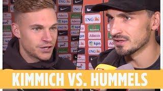 Wie einig sind sich Bayerns DFB-Stars nach der 0:3-Klatsche in Holland?