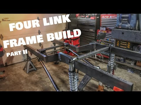 mg-#111---four-link-frame-build