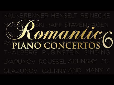 Romantic Piano Concertos 6 | Classical Piano Music of the Romantic Age