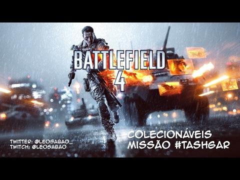 Battlefield 4: Colecionáveis Missão #Tashgar