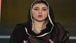 ayesha gulalai pti in live with nasrullah malik