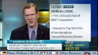 John Allison on CNBC Worldwide Exchange