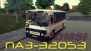 ПАЗ-32053 (OMSI) (Test Drive)