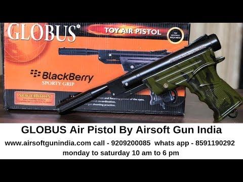GLOBUS Air Pistol By Airsoft Gun India