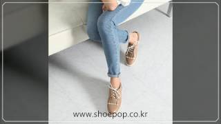 [슈팝]태슬포인트 클리퍼로퍼슈즈