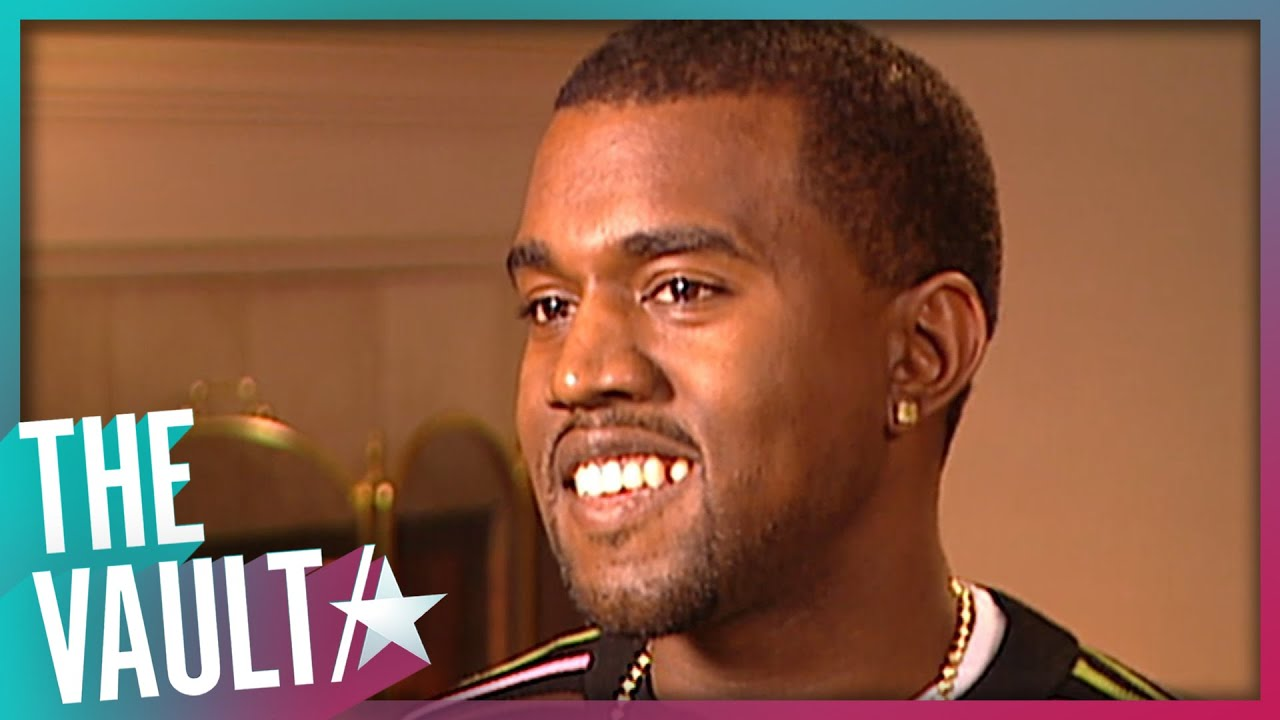 Kanye West At 28 Said That God Saved Him To Be A Vessel