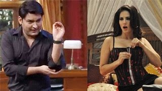 Kapil Sharma CAUGHT getting COZY with Sunny Leone - MUST WATCH
