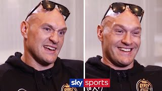 EXCLUSIVE! Tyson Fury responds to Anthony Joshua's hopes for a unification fight IF he beats Wilder