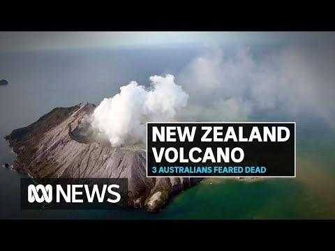 Three Australians Believed Dead After Volcanic Eruption On White Island | ABC News