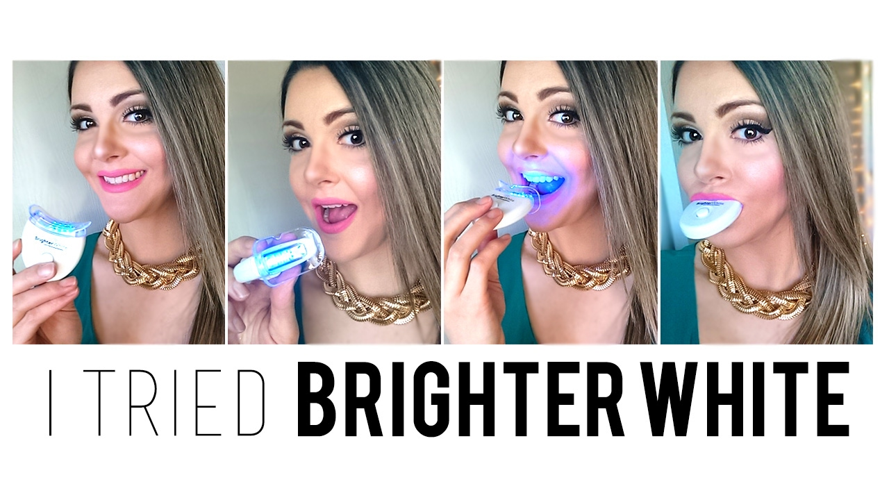 First Impressions and Review of Brighter White