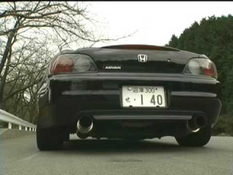 HKS Exhaust - Honda S2000 AP1 / AP2