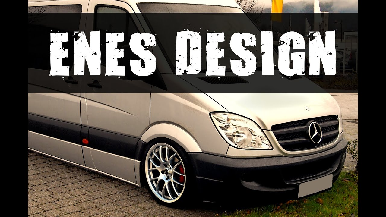 mercedes benz sprinter virtual car tuning adobe photoshop. Black Bedroom Furniture Sets. Home Design Ideas