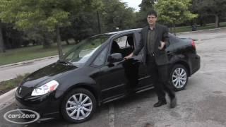 The New Suzuki SX4 Saloon Videos