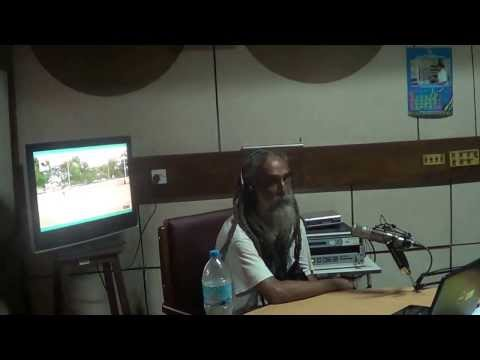 Ras Iyatu Radio Interview in Dar Es Salaam, Tanzania Part 3