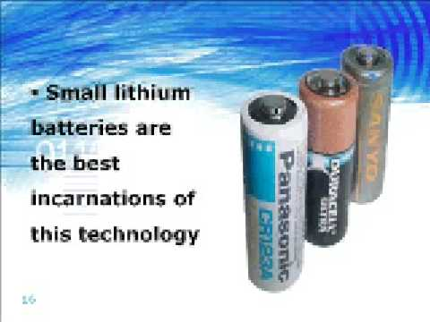 The Best Lithium Batteries And Their Features