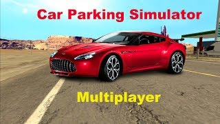 Car Parking Multiplayer - App Check - Android / iPhone / iPad iOS Game - Olzhass / Adana Kenbeiil