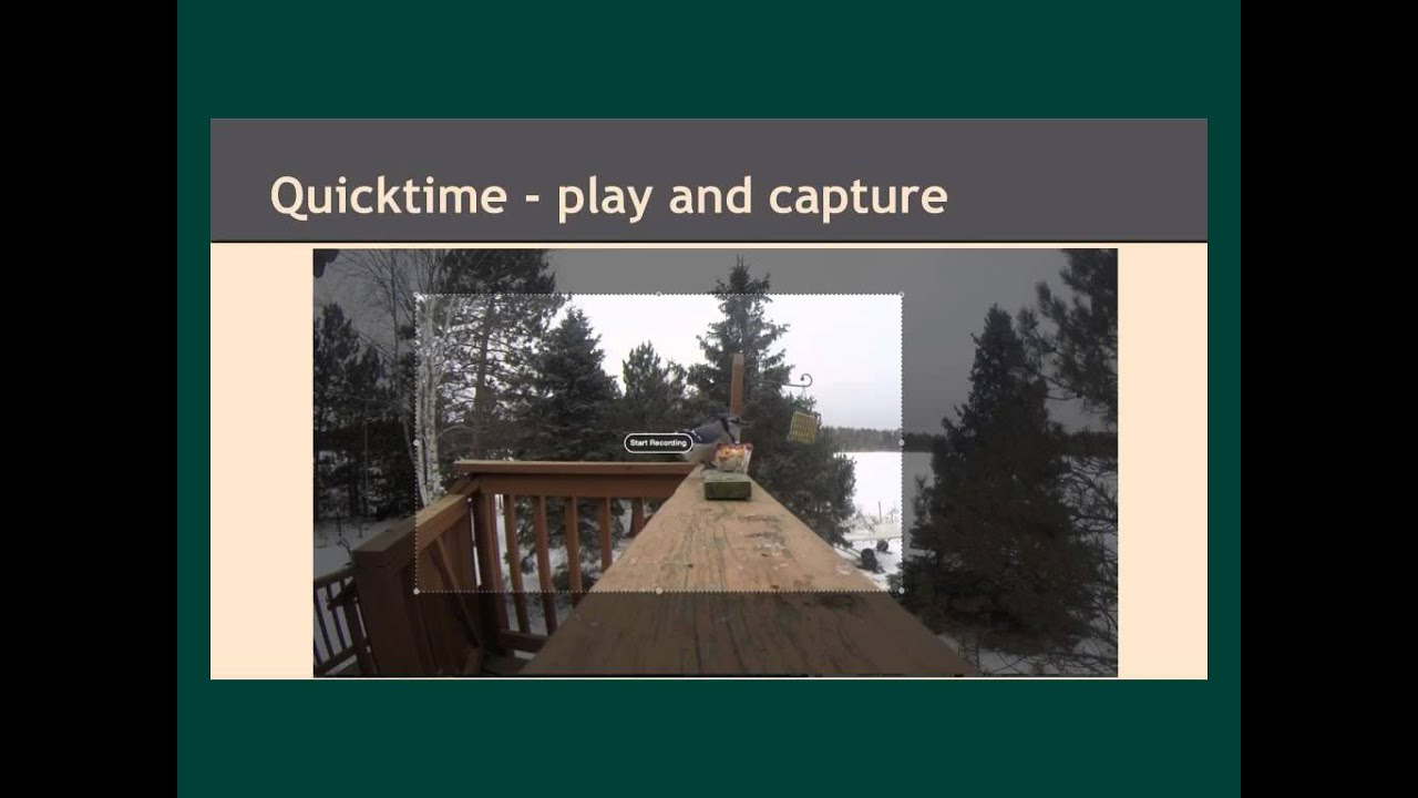 crop video in quicktime
