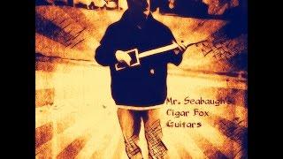 """Dust My Broom."" (Elmore James Style) - Cigar Box Guitar - John Seabaugh"